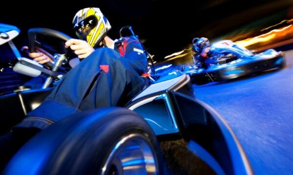 Child 20 Minute Karting Session