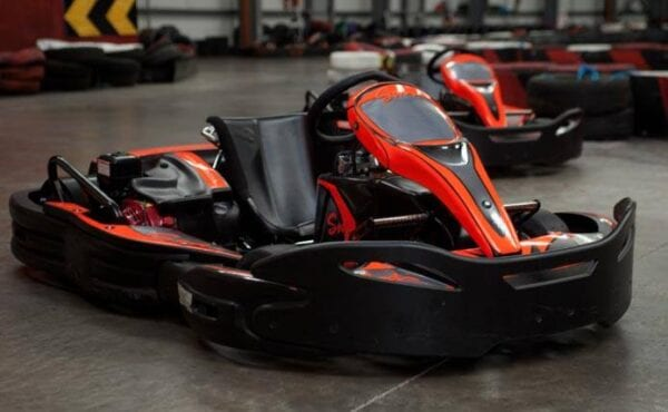 Adult 20 Minute Karting Session